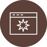 ikon för vektor sidokvalitet