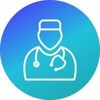Vektor Arzt Symbol