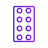 Vektor-Tablets-Symbol