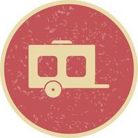 vektorvagn ikon