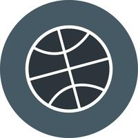 Basketball-Symbol-Vektor-Illustration