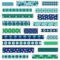 Mod Eule Pilz Washi Tape Clipart