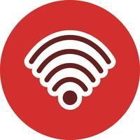 Vektor-Wifi-Symbol