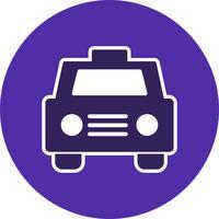 Vektor-Taxi-Symbol