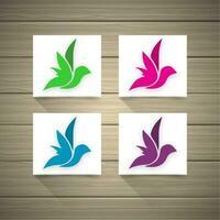 Vogel-Logo vektor