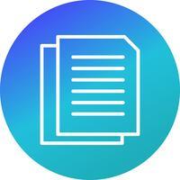 Vektor-Dokumente-Symbol