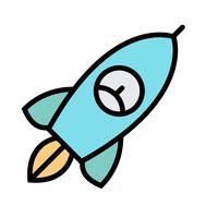 Vektorrakete-Symbol
