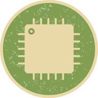 Vektor-Prozessor-Symbol