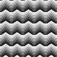 Abstraktes einfarbiges nahtloses Muster vektor