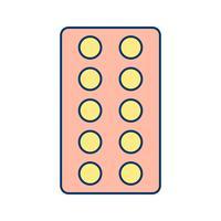 Vektor Tablets Ikon
