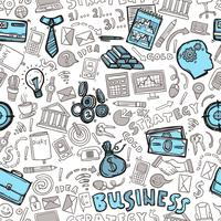 Geschäft nahtlose Muster