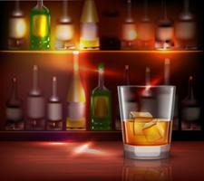 Bar Counter Bakgrund