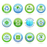 Ekologiska etiketter Sätta