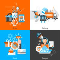 E-handelssymboler