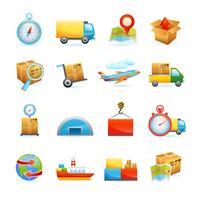 Logistische Symbole festgelegt