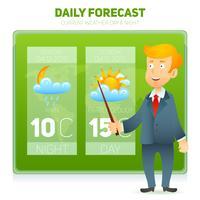 TV-Wetterberichterstatter