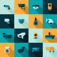 Überwachungskamera-Symbol