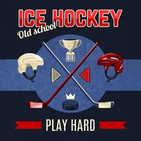 Ishockeyaffisch