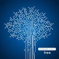 Kretskortsträd