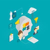 Coaching von Business-Isometrien