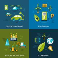 Bio-Kraftstoff-Set