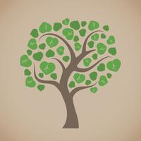 Einfacher Vektorbaum vektor