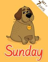 Sonntag vektor