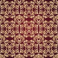 Abstrakter nahtloser dekorativer Musterhintergrund vektor