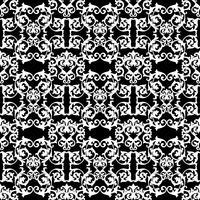 Abstrakt sömlösa dekorativa mönster bakgrund vektor