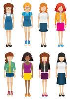 Kvinnor utan ansikten