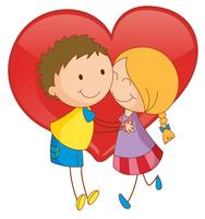 Par och hjärta