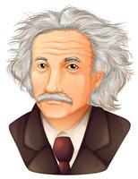 Albert Einstein vektor