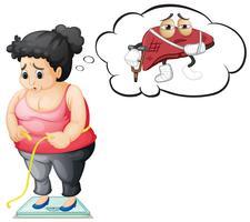 Fettflicka med leverskada