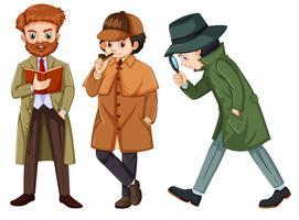 Sats av detektivtecknet
