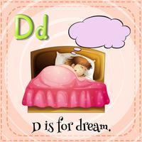 Dröm vektor