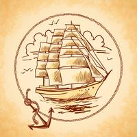 Högt fartygsemblem