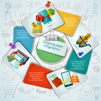 shoppingpapper infographics