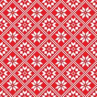 Traditionellt skandinaviskt mönster. Nordisk etnisk sömlös bakgrund