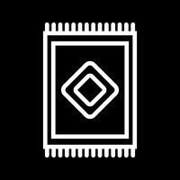 Vektor-Rug-Symbol