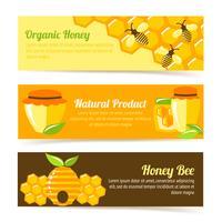 Honigbiene Banner
