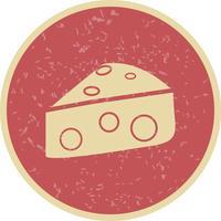 Vektor-Käse-Symbol vektor