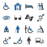 Deaktivierte Icons gesetzt