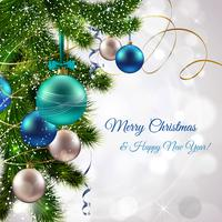 God julkort vektor