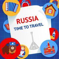Rysslands bakgrundsmall