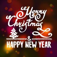 Weihnachten abstrakten Hintergrund
