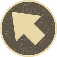 Vektor-Cursor-Symbol
