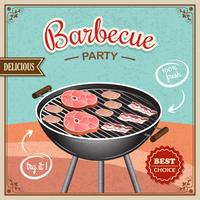 BBQ-Grill-Poster