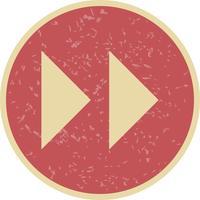 Vektorpfeil-Symbol