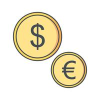 Vektor-Währungssymbol