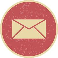 Vektor-Inbox-Symbol